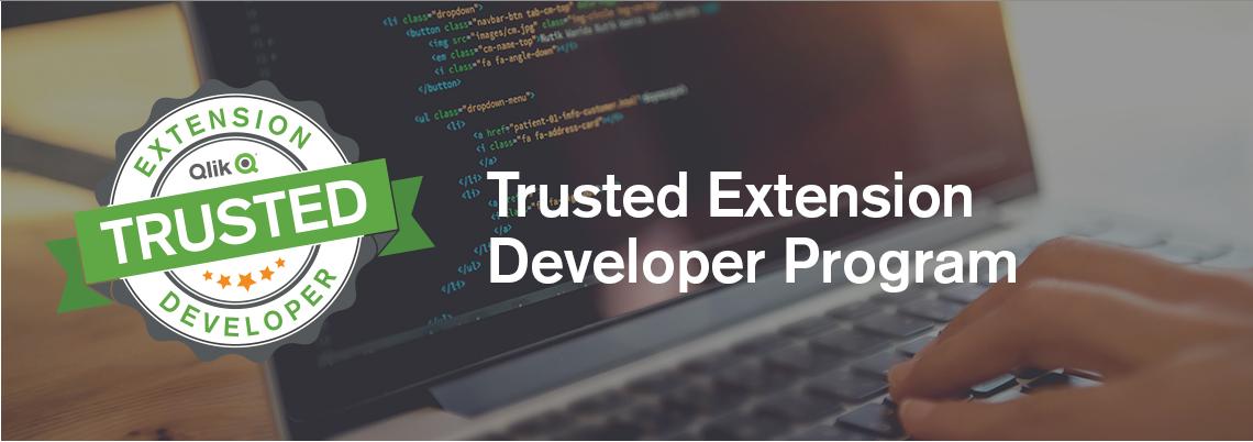 Qlik launches Trusted Extension Developer Program - Climber EU