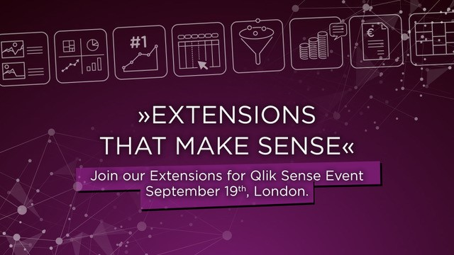 Join our extensions event on Sept 19 in London!