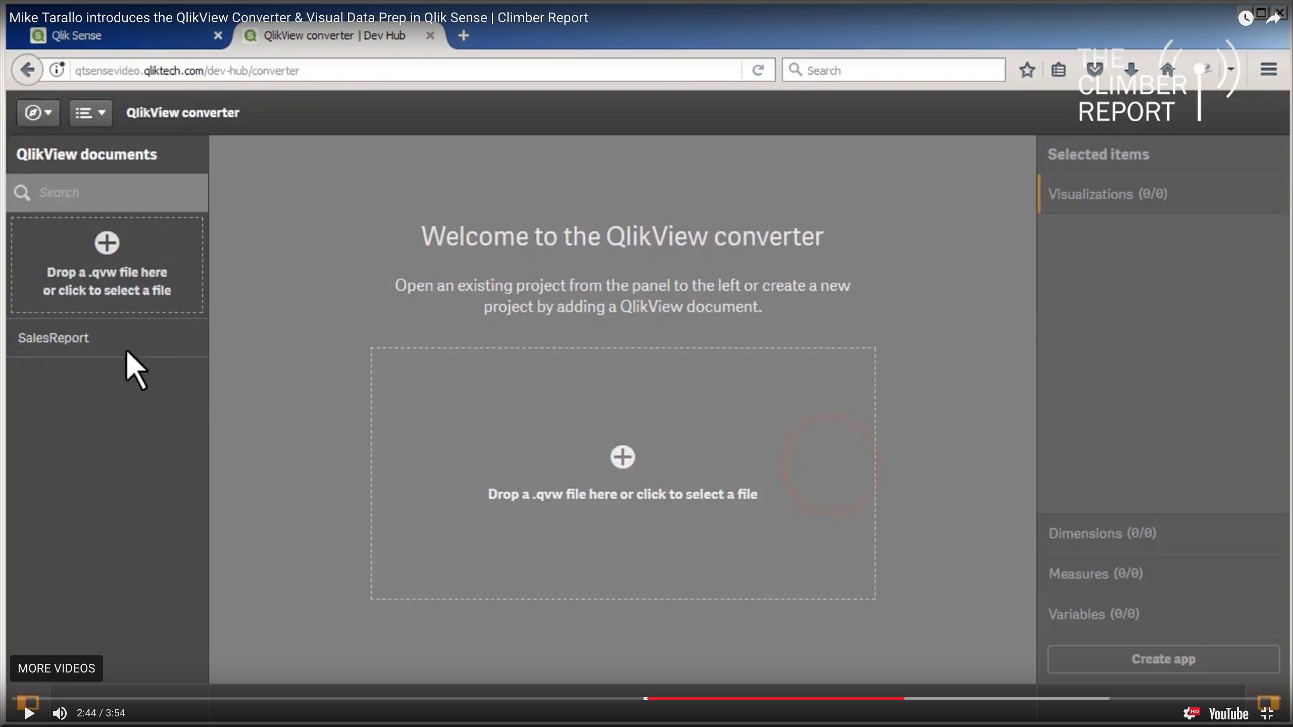 Move From Qlikview to Qlik Sense