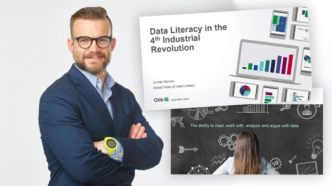 Jordan Morrow Data Literacy Webinar