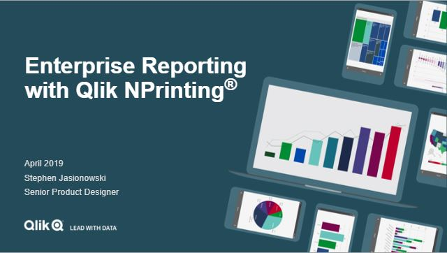 Climber_Qlik Webinar Nprinting_Value_Reporting