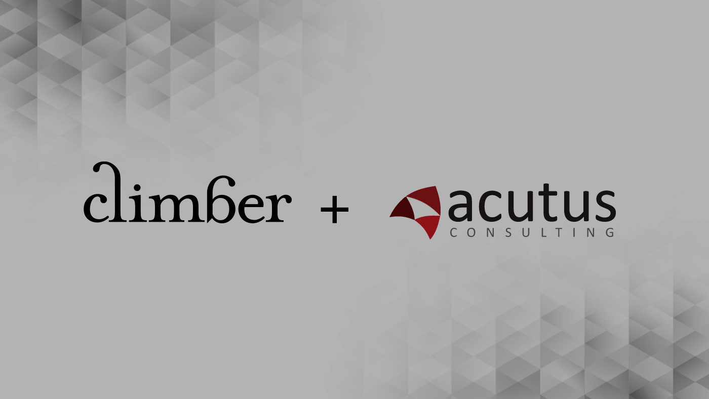Acutus Consulting merges with Climber