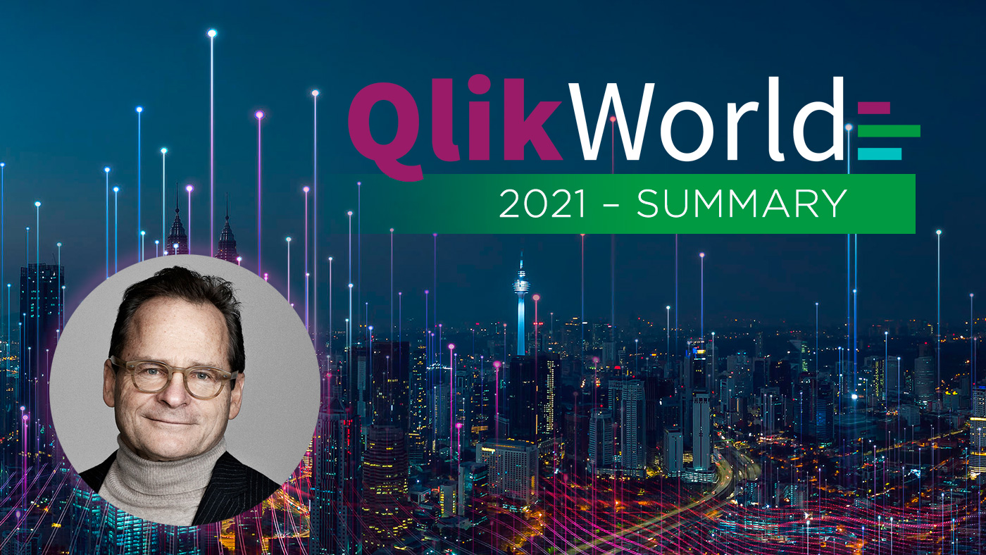 QlikWorld Online 2021 Jan Summary
